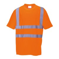 T-shirt Hi-Vis GO/RT Orange PORTWEST